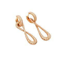 Orecchini #ValterFrancoRicci Gioielli. Gli orecchinii di lusso della gioielleria Valter Franco Ricci Gioielli di Alessandria