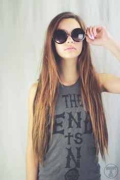 The Fairytale Hair - Long Hair Inspiration Hippie Style, Trendy Hairstyles, Straight Hairstyles, Braided Hairstyles, Oakley, Fairytale Hair, Amanda Steele, Hair Lengths, Hair Goals