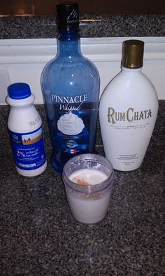 The Cinnamon Toast Crunch  Blend with ice, or just put on the rocks. boom