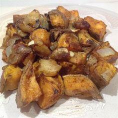 Roasted Sweets Allrecipes.com #MyAllrecipes #AllrecipesAllstars #AllrecipesFaceless