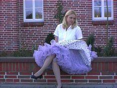 Girly Man, Petticoats, Crossdressers, Tulle, Vintage Fashion, Slip On, Girls, Model, Dresses