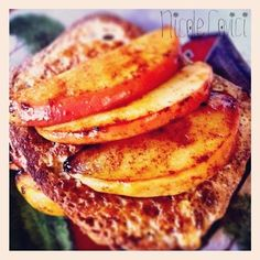 Gluten-Free Apple Cinnamon French Toast | Plant-Eater's Plate