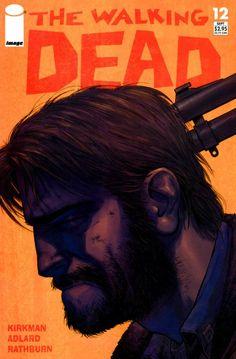 Capa da Edição #12 de The Walking Dead