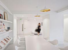 Feilden Clegg Bradley Studios; Condé Nast College of Fashion and Design (Renovation); London, England, UK, 2013.