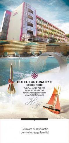 Cazare ieftina la Eforie Nord la Hotel Fortuna