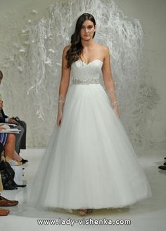 22. Brautkleid Prinzessin  Alle Brautkleider http://de.lady-vishenka.com/princess-wedding-dress-2016/
