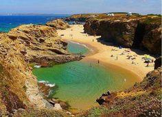 Samoqueira beach (Portugal) by Carla Santos #portugal #beach #portocovo #beachlovers