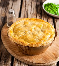 Rotwein und Steak Pie - Pies, sweet and savory - Pie Recipes, Cooking Recipes, Pastry Recipes, Recipies, Dinner Recipes, Savory Tart, Savoury Pies, Savoury Recipes, Beef Pies
