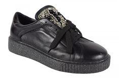 All Black Sneakers, Oxford Shoes, Casual, Modern, Design, Fashion, Moda, Trendy Tree, Fashion Styles