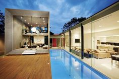 Sustainable Houses: The Calm Living House in Melbourne | http://travelingdesh.com/2015/10/13/sustainable-houses-the-calm-living-house-in-melbourne/