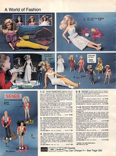 1980 JCPenney Christmas! Spent hours writing our Christmas list from the JCPenney Catalog