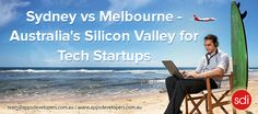 #Sydney vs #Melbourne – Australia's #SiliconValley for #Tech #Startups