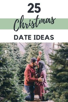 25 Romantic Christmas Date Ideas perfect for couples during the holiday season. You could also turn these Christmas date ideas into a couples advent calendar! Christmas Date, Holiday Dates, 25 Days Of Christmas, Holiday Ideas, Christmas Ideas, Christmas Activities, Holiday Fun, Christmas Decor, Good Marriage
