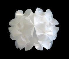 Kusudama Lunar Origami 300x257 Kusudama   Lunar Origami