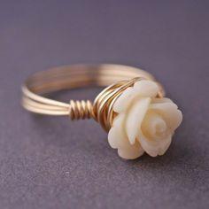 Flower Ring :)