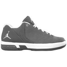 Jordan TE III - Men's - Basketball - Shoes - Cool Grey/White $59.99