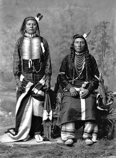 Shoshone men - circa 1905, clear message to what is calling trump go back to your grandpa Fredrick's country Germany!!!