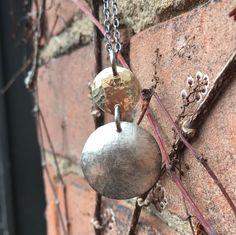 Sunken Treasure Necklace ~ Two Tone
