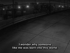 I'm worthless .