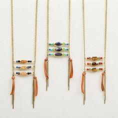 (http://www.altiplano.com/stone-ladder-fringe-necklace/)