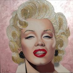 Marilyn Marilyn Monroe Photos, Marylin Monroe, Leslie Ann, Norma Jeane, Beauty Industry, Save Image, Photo Manipulation, Artist At Work, Caricature