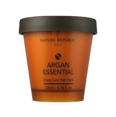 Nature Republic - Argan Haarpackung
