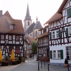 Marktplatz, Oberursel - Germany