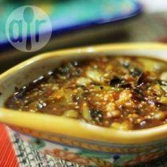 Salsa martajada de tomate verde @ allrecipes.com.mx