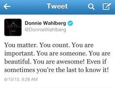 ❤NKOTB ~ Donnie Wahlberg❤