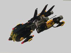 Lego Blacktron Concept