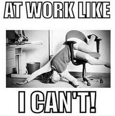 Everyday....especially Fridays (and Mondays!)