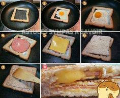 Sandwich idea