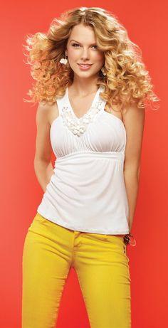 Taylor Swift - 2009 - Self Magazine Photoshoot