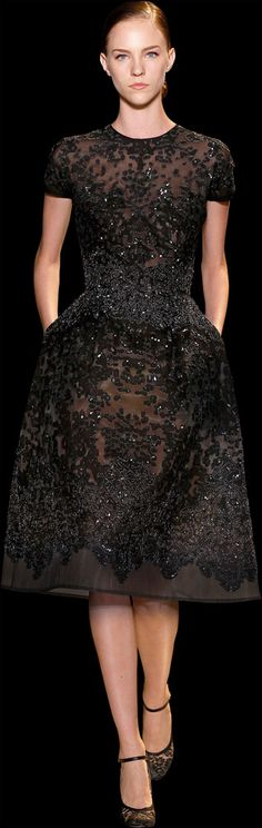 #ELIE SAAB - Haute Couture - Spring Summer 2013