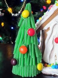 Ice cream cone Christmas trees, Cute Ice cream Christmas tree with chocolate for kids in 2013 www.loveitsomuch.com