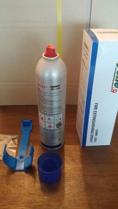 portable fire extinguisher Anyone119 made in South Korea price 19,900₩