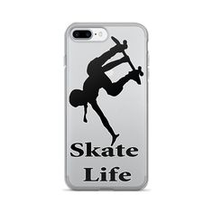 Skate Life iPhone 7/7 Plus Case