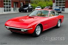 1969 Lamborghini Islero s   1296136   Photo 45 Full Size