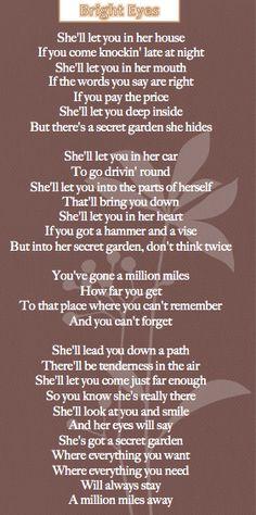 Van Morrison In The Garden Lyrics Meaning