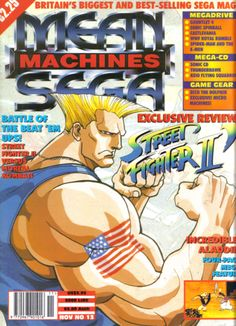 street fighter 2 mean machines - Google Search