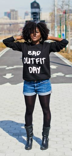 BAD OUTFIT DAY By Simply Cyn CAN I PLEASR HAVE THIS IN MY CLOSE NOW?!?!?!?