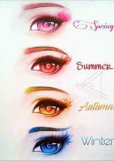 drawing eyes step by step ; drawing eyes step by step easy ; drawing eyes step by step realistic Amazing Drawings, Cool Drawings, Amazing Art, Drawings Of Eyes, Winter Drawings, Fantasy Drawings, Realistic Eye Drawing, Drawing Eyes, Manga Drawing