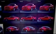 OG |2015 Ford Mustang Mk6 | Design proposals