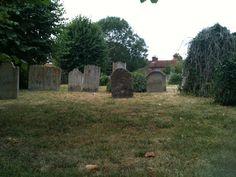 Havant churchyard hampshire