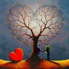 You too can be an artist when you paint with Diamonds! Every kit gives you a chance to create a work of art you can be proud of. This diamond painting kit Heart In Nature, Creation Photo, Heart Tree, Heart Images, 5d Diamond Painting, Love Symbols, Tree Art, Tree Of Life, Belle Photo