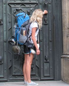 What Not To Pack - Keep These Off Your Backpacking Checklist #HippieInHeels