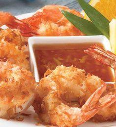 Coconut Shrimp Tempura Try this amazing coconut shrimp recipe .the Coconut Shrimp Tempura. Outback Steakhouse Coconut Shrimp Recipe, Coconut Shrimp Recipes, Fish Recipes, Seafood Recipes, Cooking Recipes, Cajun Recipes, Cooking Tips, Healthy Recipes, Delicious Restaurant