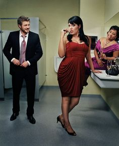 An old Grey's Anatomy picture, but still cute!!