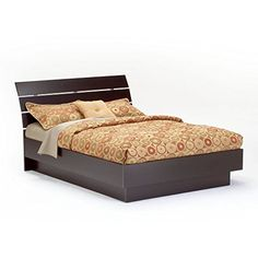 Scottsdale Panel Bed Size: Full, Finish: Coffee Tvilum http://www.amazon.com/dp/B00FU3ZOHG/ref=cm_sw_r_pi_dp_68Xgvb070ARJ5