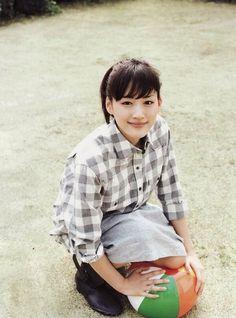 Haruka Ayase (Japanese actress)